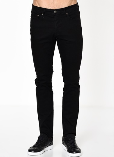 Jack & Jones Jean Pantolon | Tim - Slim Fit Siyah